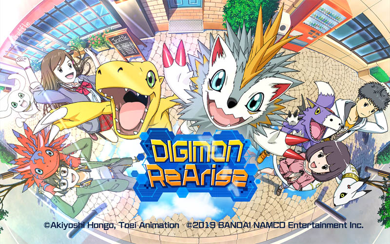 DIGIMON ReArise (Game Android & iOS)