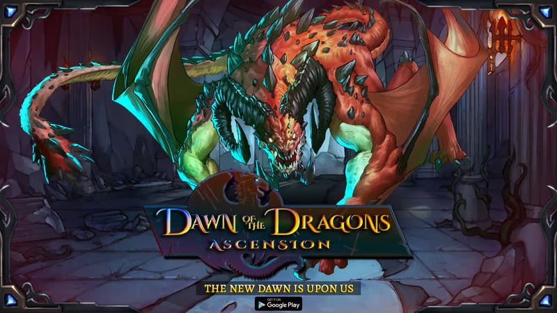 Dawn of the Dragons Ascension (Game Android)