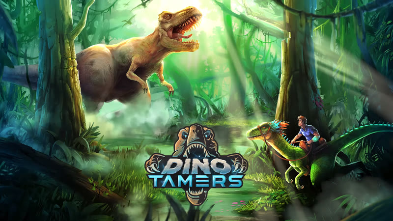 Dino Tamers (Game Android)