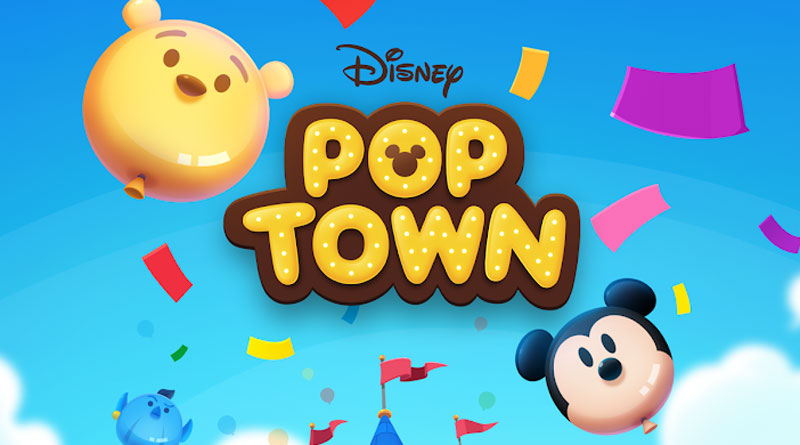 Disney POP TOWN (Android & iOS)