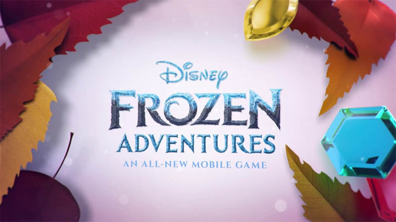 Frozen Adventures (Game Android & iOS)