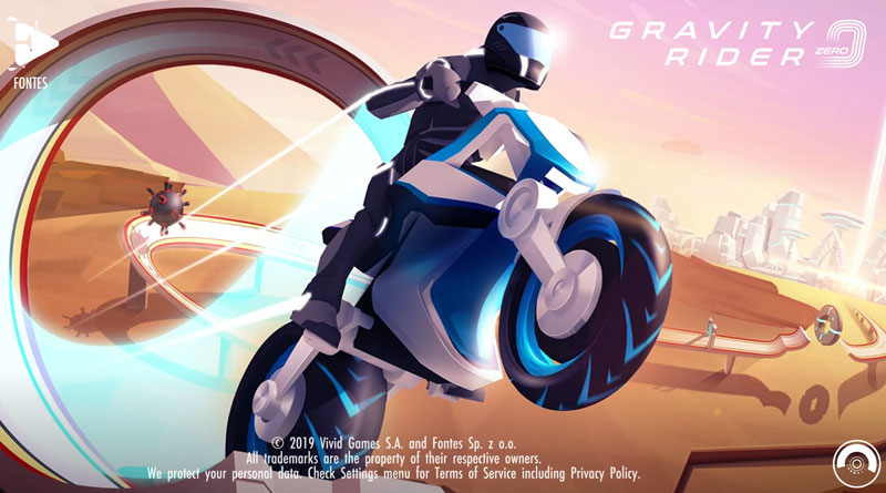 Gravity Rider Zero (Game Android & iOS)