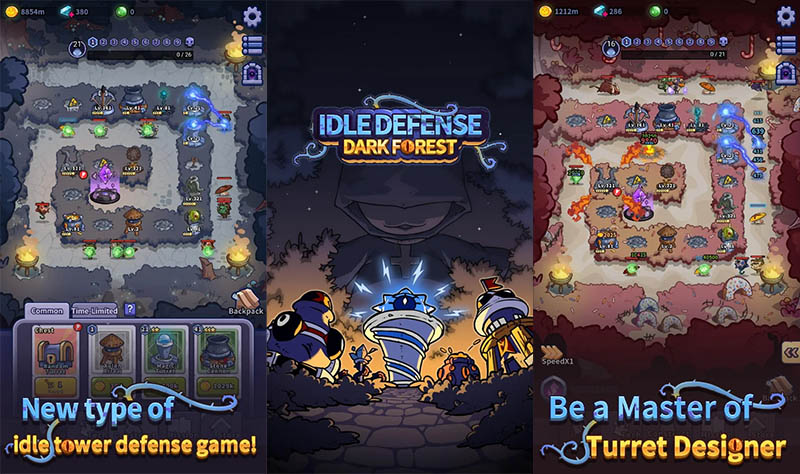 Idle-Defense-Dark-Forest-Idle-Tower-Defense-Game