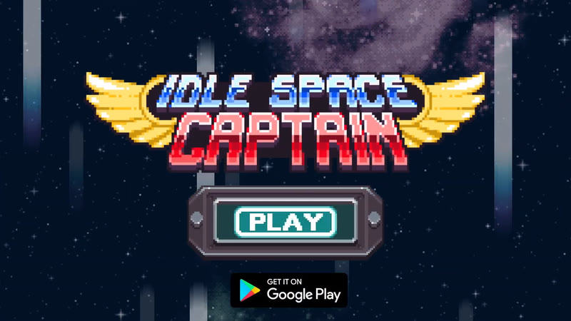 Idle Space Captain