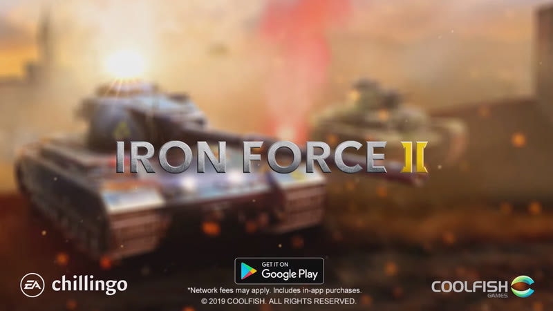 Iron Force 2 (Game Android)