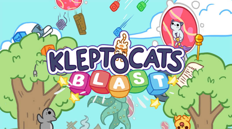 KleptoCats Blast (Game Android / iOS)