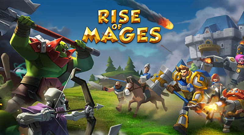 Rise of Mages (Game Android)