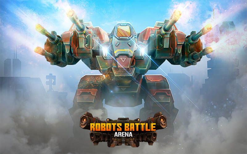 Robots Battle Arena (Game Android)