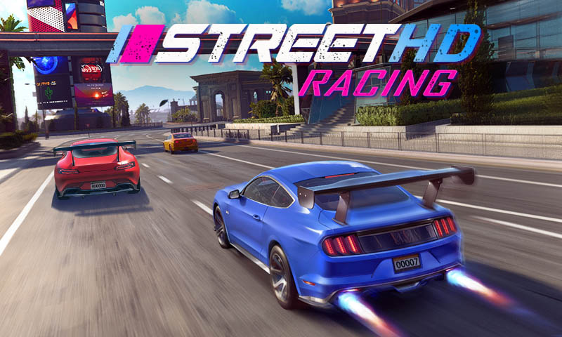Street Racing HD (Android & iOS)