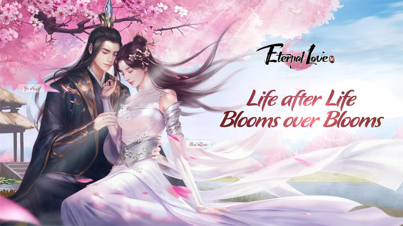 Eternal Love M - Life after life blooms