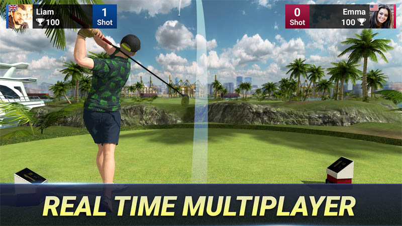 Golf King World Tour - Real Time Multiplayer
