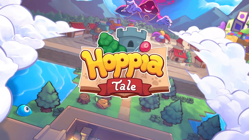 Hoppia Tale Action Adventure