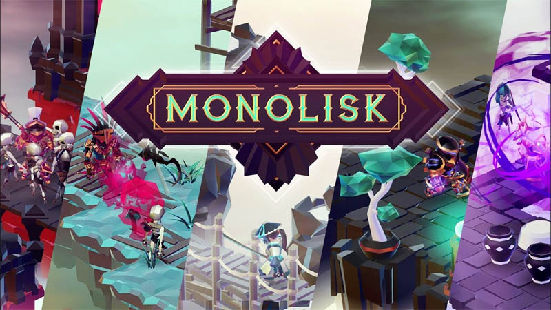 MONOLISK (Game Android & iOS)