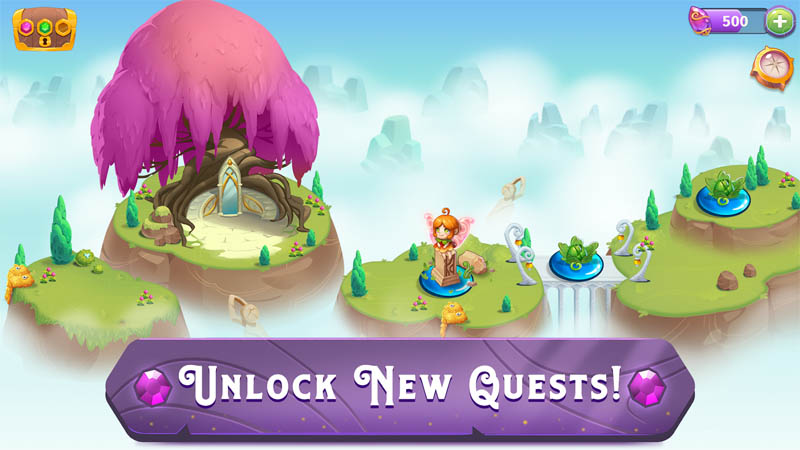 Merge Magic - Unlock New Quests