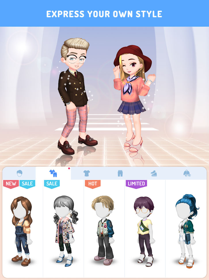Mini Life Social Avatar World - Express Your Own Style