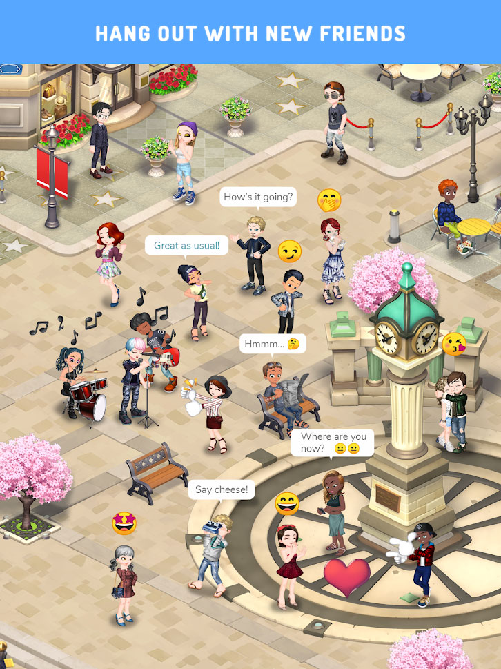 Mini Life Social Avatar World - Hang Out With New Friends
