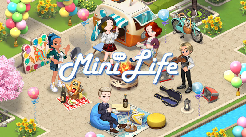 Mini Life Social Avatar World