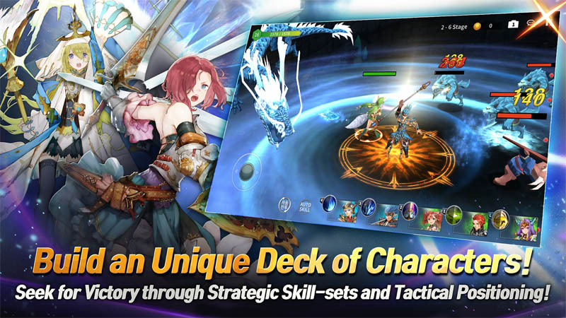 Soul Seeker R - Seek for Victory through strategic skill sets and tactical positioning