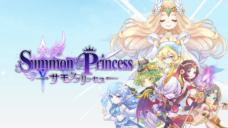 Summon Princess: Anime AFK SRPG (Android & iOS)