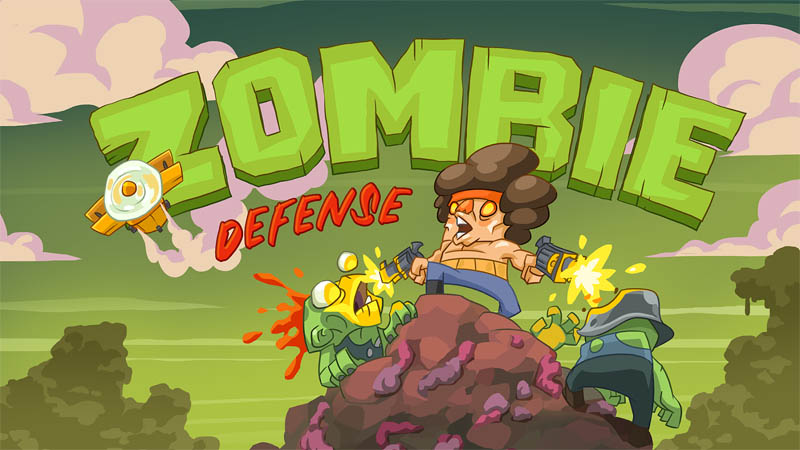 Zombie Defense (Game Android)