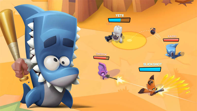 Zooba Zoo Battle Arena (Game Android & iOS)