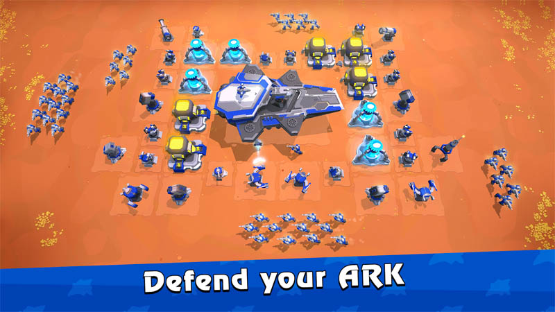 Ark Rivals - Defend your ARK