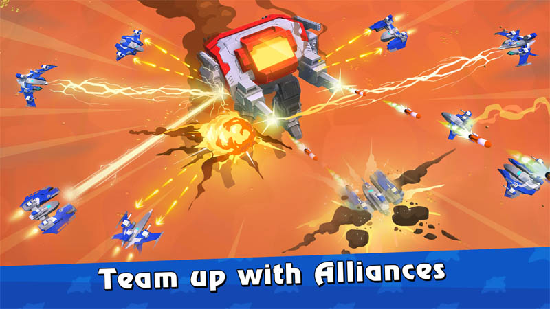 Ark Rivals - Team up with Alliances