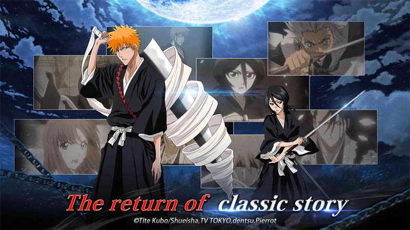 BLEACH Soul Bankai - The return of classic story