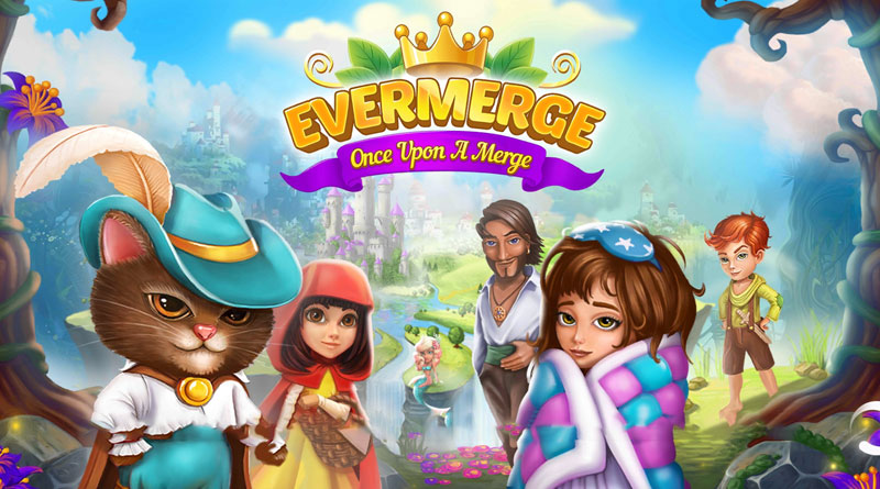 Evermerge Evermerge Once Upon A MergeOnce Upon A Merge (Game Android)