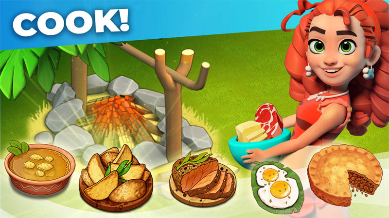 Family Island - Cook