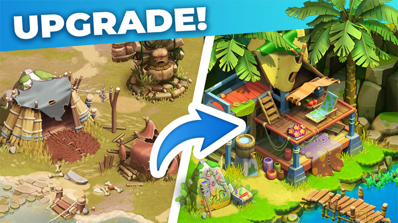 Family Island - Upgrade