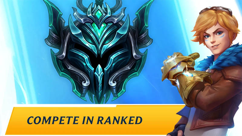 League of Legends Wild Rift - Compete in Ranked
