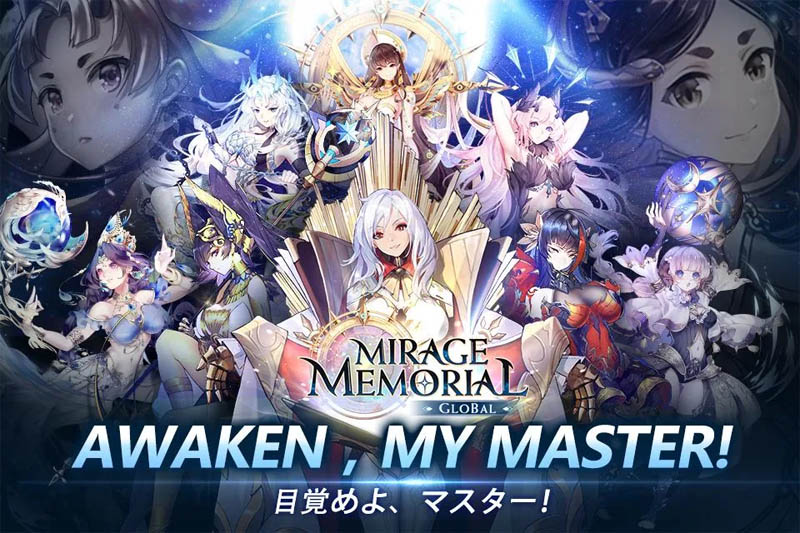 Mirage Memorial Global (Android & iOS)