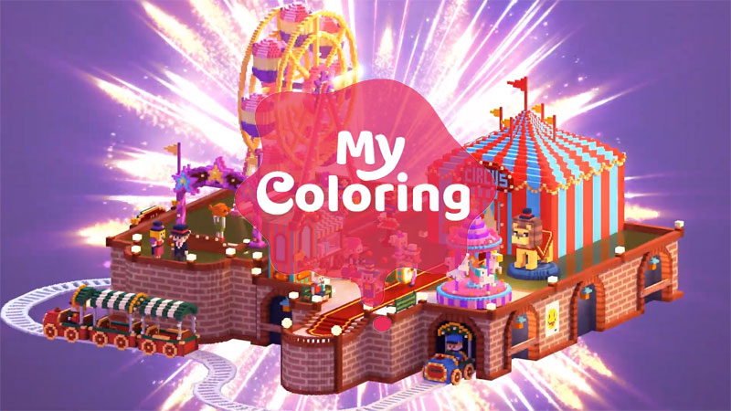 My Coloring (Game Android)