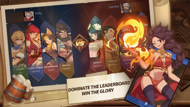My Turn - Dominate The Leaderboard Win The Glory