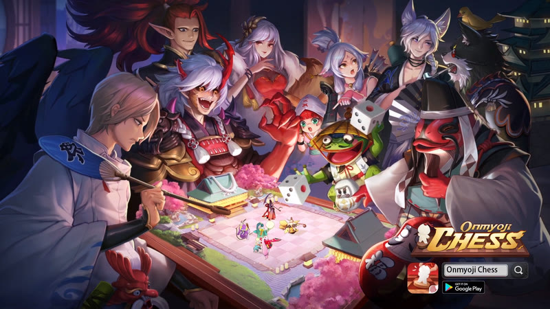 Onmyoji Chess (Game Android dan iOS)