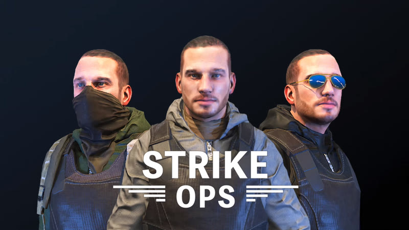 Strike Ops (Game Android)