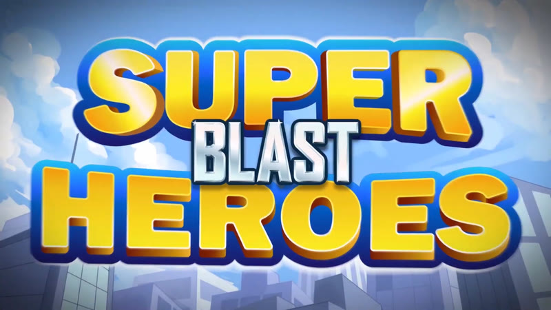 SuperHeroes Blast (Game Android)