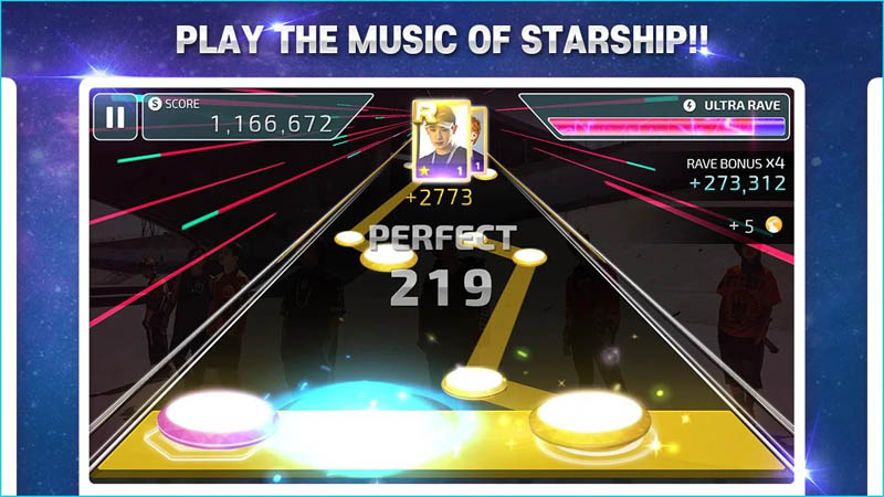 SuperStar STARSHIP - Play The Music of Starship