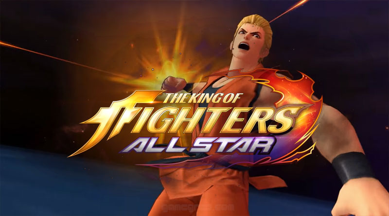 The King of Fighters ALLSTAR (Game Android)