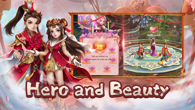 Yong Heroes - Hero and Beauty