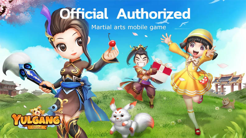 Yulgang Global Martial arts mobile game (Game Android & iOS)