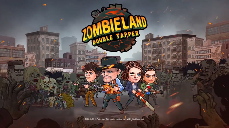 Zombieland Double Tapper (Android & iOS)
