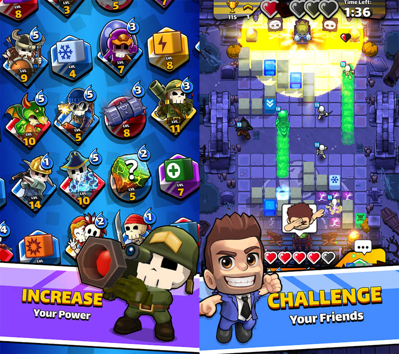 Magic Brick Wars - Increase Your Power Challenge Your Friends