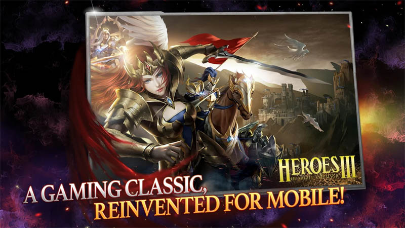 Might and Magic Heroes Era of Chaos - A Gaming Classic Reinvented For Mobile