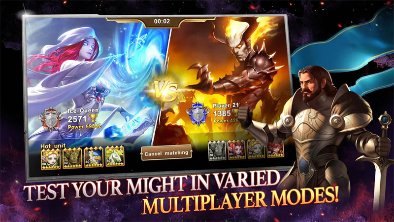 Might and Magic Heroes Era of Chaos - Test Your Might in Varied Multiplayer Modes