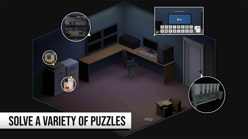 NOX Escape Games - Solve A Variety Of Puzzles