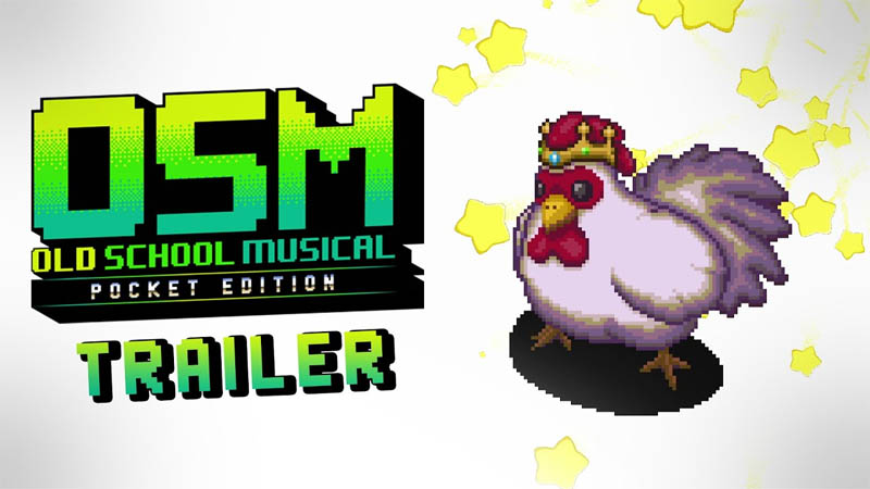 Old School Musical Pocket Edition