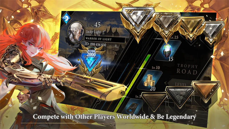 Realm of Alters The Lost Relic - Compete with Other Players Worldwide and Be Legendary