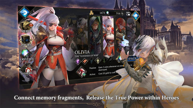 Realm of Alters The Lost Relic - Connect Memory Fragments Release The True Power within Heroes